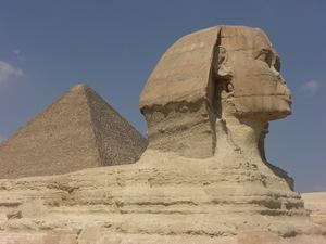 ピラミッドの旅