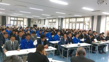 元気塾、事業計画発表会、そして観桜会