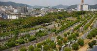 名古山に桂米朝さんの墓