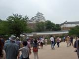 姫路城でイベント。民間への貸し出しを開始
