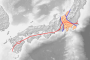 四国で震度5弱