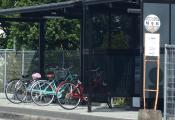「日本最低」バス会社の停留所