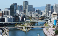 世界ランク8位。ニューヨークより人口が集積する大阪圏