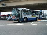 岡山はバスの話題でもちきり