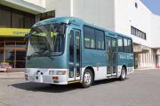 自動運転バスの実用化実験