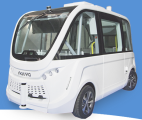自動運転バス試乗後、安心感が35%から80%へ