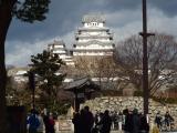 圧巻。2月の姫路城