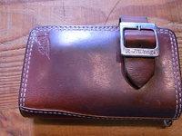 レッドウィング 折財布のファスナー交換