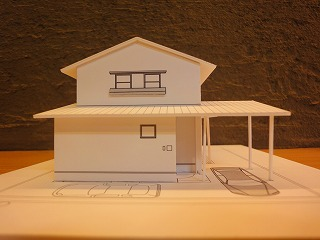 上ノ丸の家、着工式