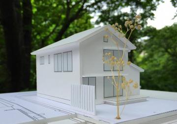 東須磨の家、着工式