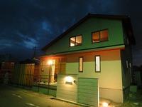 谷八木Ⅱの家、明日完成見学会
