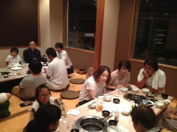 社内食事会