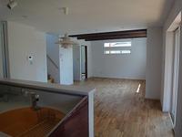 中津の家、広いLDKの内装完成