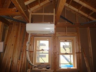 12畳用のエアコンだけ家中冷房