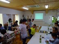 HK友の会で,収納セミナーとテラリウム作り!