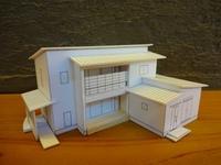米田の家、地鎮祭と着工式