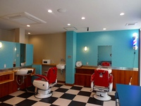 BARBER SHOP SWALLOW 店舗新装工事