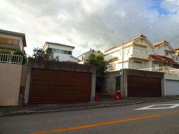富士見が丘の家、先日上棟しました