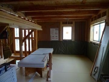 谷八木Ⅲの家はオールアース住宅です
