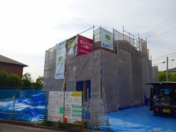 地産地消の野谷の家、構造見学会を開催!