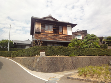 建物探訪・山口・萩 その1