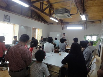 NK友の会でメンテナンス講習と