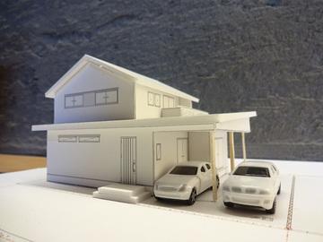 モデルハウス見学と構造見学会の3か所同時開催