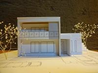 舞多聞西の家、地鎮祭と着工式