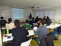 滋賀県木造住宅協議会で講演