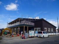 ゆめのもり保育園完成前見学会を開催!