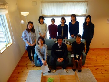 WAKU+AKASHIのスタッフ研修