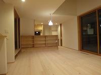 上ノ丸の家、完成見学会を1日だけ開催