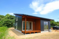 平屋+αの「FREEQ五色の家」淡路島で見学会開催!