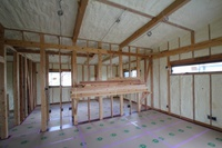 舞多聞西Ⅱの家、順調に施工中!