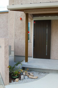 長坂寺の家、リクルート取材