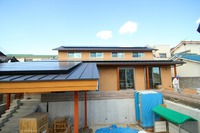 松が丘の家、魅力的な大屋根のある家!