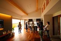 自然素材のお宅訪問ツアーで3邸訪問!