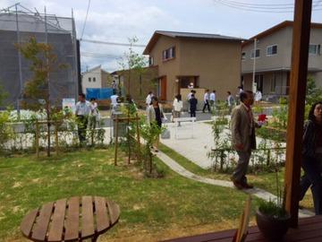 里山住宅博in神戸の建物見学と工務店セミナー