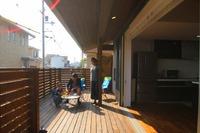 長坂寺の家、はりま住宅本の取材
