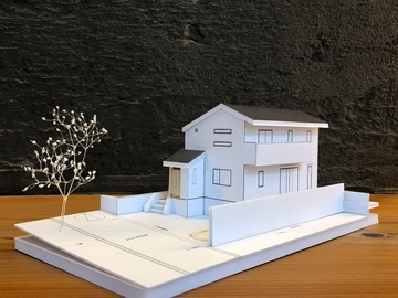 自然素材住宅のススメ:高丘の家...