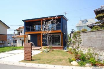 中尾の家、モデルハウスの公開5/21で終了します