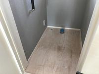 トイレのフロアタイル①