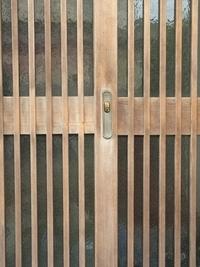 玄関の鍵の取り替え