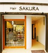 Hair SAKURA 店舗写真