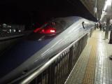 人気の500系新幹線を観光資源に