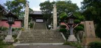 続く官兵衛人気。広峯境内に官兵衛神社、11月完成目指す