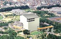 姫路城保存修理イメージ図