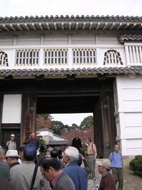 姫路城見学【短時間編】