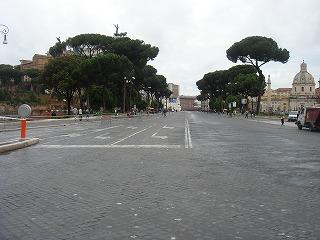 全ての道はローマに通ず!