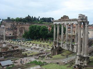 ローマは1日にして成らず!